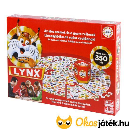 lynx ravasz róka társasjáték