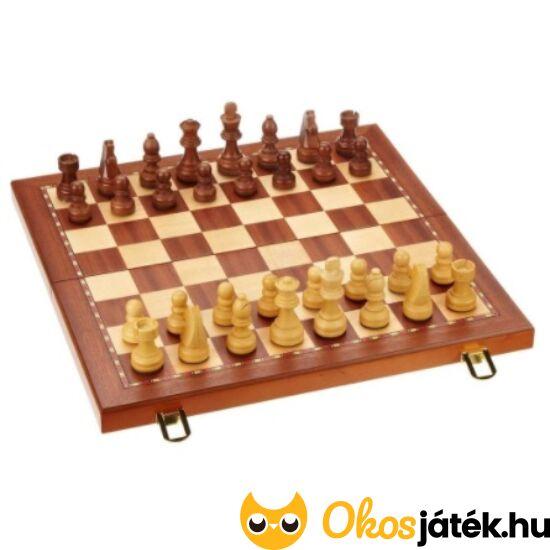 Mágneses sakktábla (40*40cm) figurákkal Philos 2614 (PG)