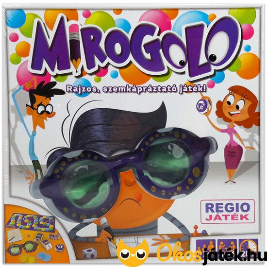 """Mirogolo társasjáték - Goliath 761148 (RE)  """"utolsó darabok"""""""
