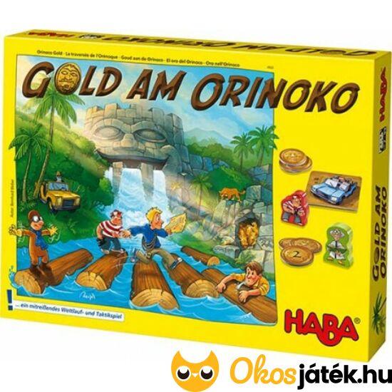 Orinoko aranya - Gold am Orinoco kalandos társasjáték HABA (HA)
