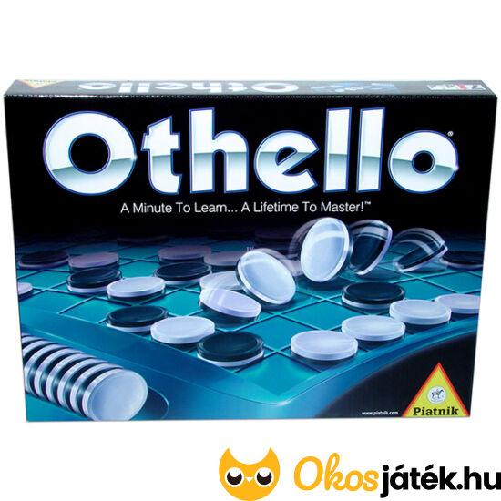 """Othello / Reversi játék - társasjáték (PI) """"utolsó darabok"""""""