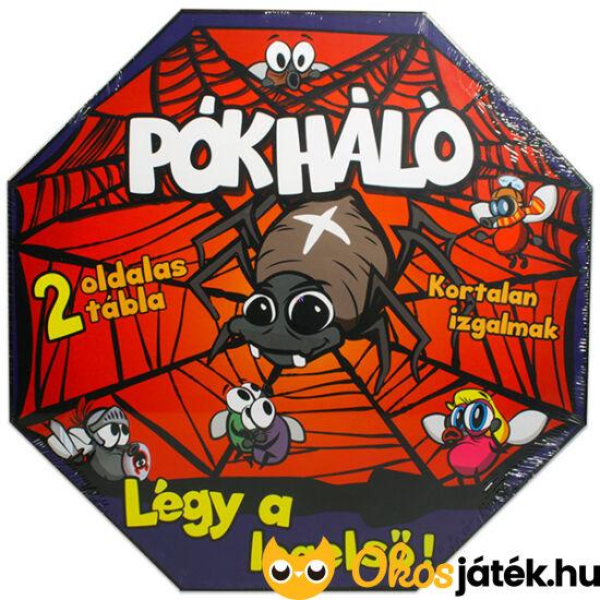 Pókháló társasjáték - pókos családi vagy party játék (YO)