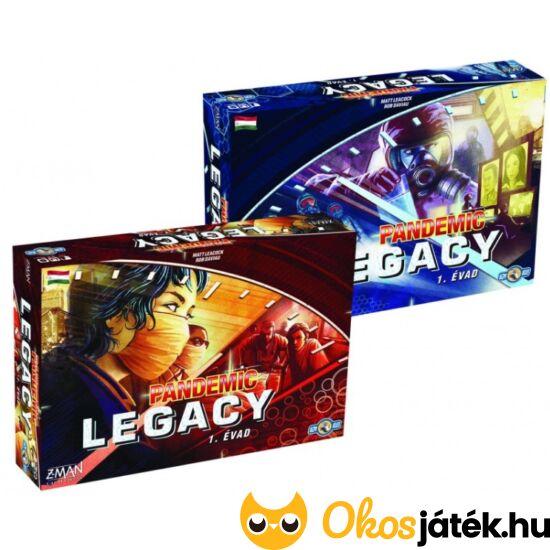 Pandemic LEGACY 1. évad (magyar) (GE)