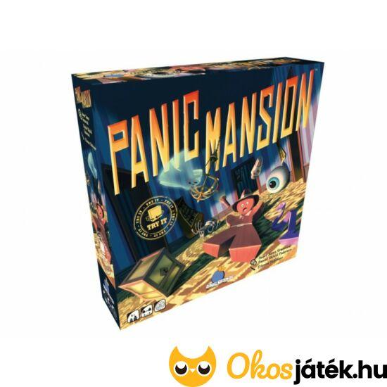 "Panic Mansion - izgalmas ügyességi - gyorsasági társasjáték (GE)  ""utolsó darabok"""