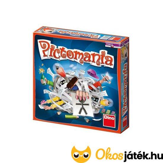 """Pictomania - rajzolós party társasjáték 731349 37300 (RE) """"Utolsó darabok"""""""