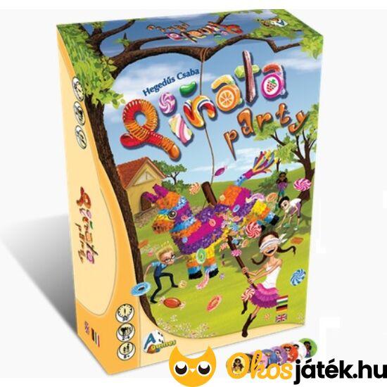 """Pinata party - cukorkás fejtörő társasjáték (GE) """"Utolsó darabok"""""""