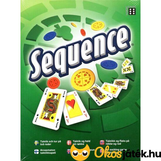 Sequence társasjáték (JS)