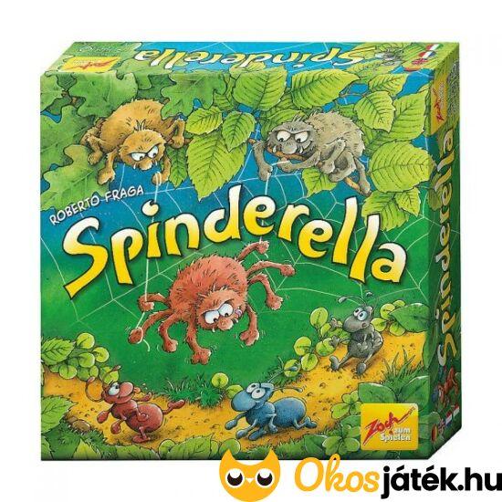 """Spinderella társasjáték - """"Okos pókos"""" társas gyerekeknek - 2015-ös év gyerekjátéka (GE)"""