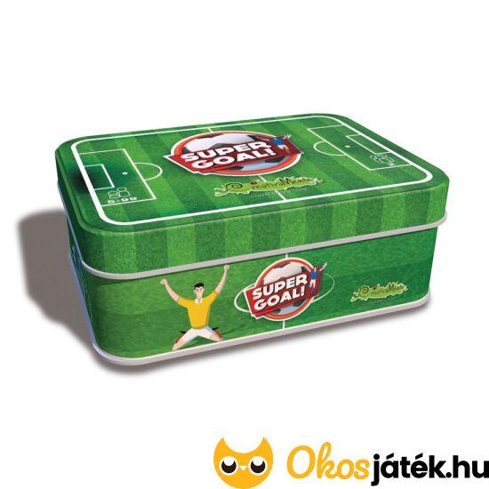 Super Goal focis játék kis fémdobozban (LT) (9x13cm)