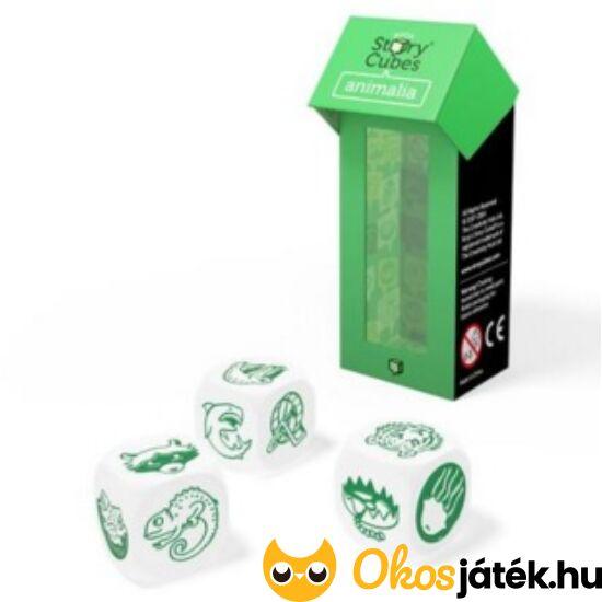 Sztorikocka állatos mesékhez, történetekhez - Story cubes Animalia - GE