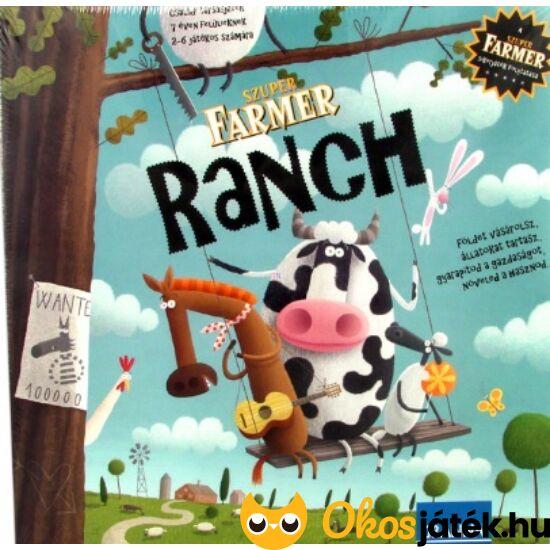 "Szuper Farmer RANCH társasjáték - Granna (GE) ""Utolsó darabok"""