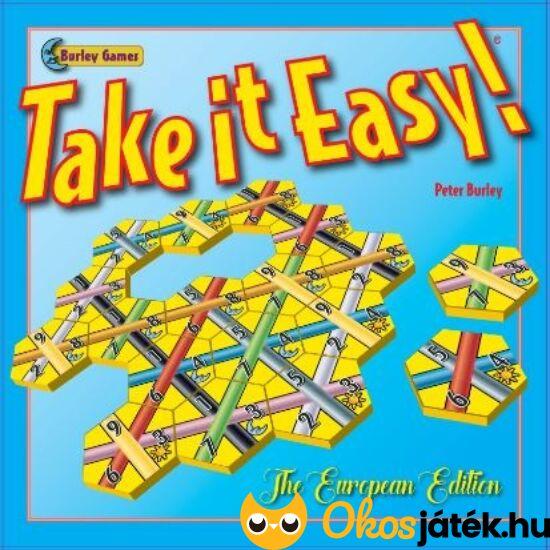 Take it easy társasjáték