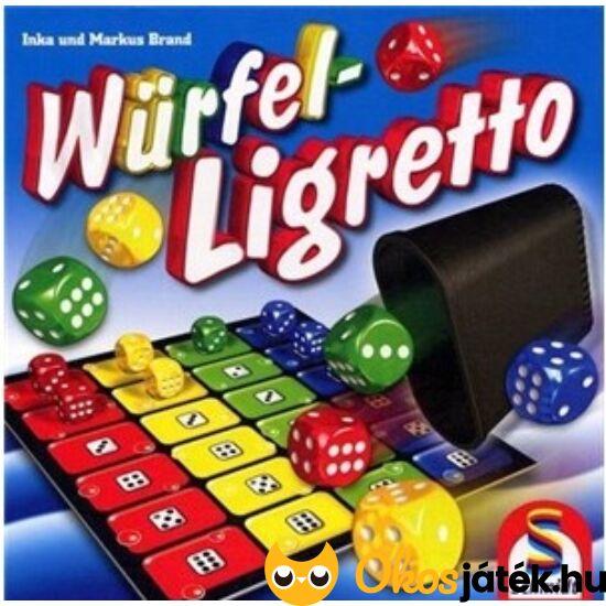 Ligretto kockajáték - Würfel-Ligretto - Ligretto Dice (GA)