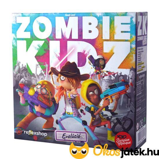 zombie kidz evolúció társasjáték