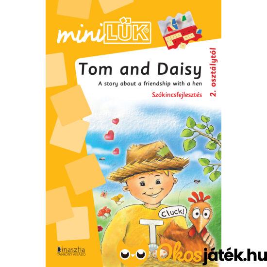 Tom and Daisy angol szókincsfejlesztés 2. osztálytól LÜK Mini LDI314 (DI)