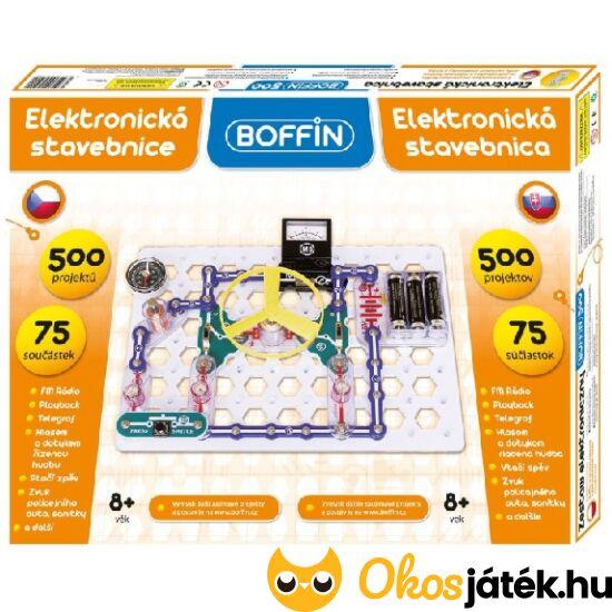 Boffin 500 -  tudományos elektromos készlet