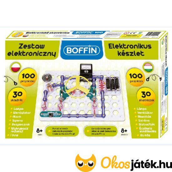 Boffin 100 -  elektromos kísérletező alapkészlet (JN)