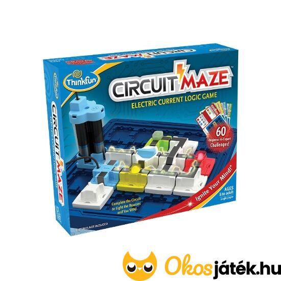 Circuit Maze Thinkfun - elektromos áramkör tervező / építő játék (GE)
