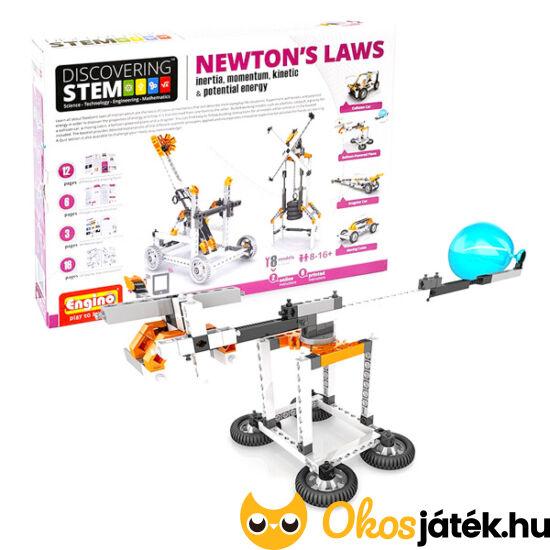 engino newton törvényei