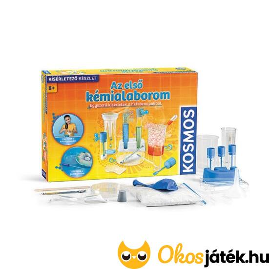 KOSMOS Első kémialaborom - PI 796395