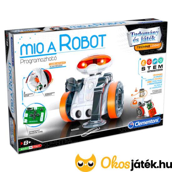 Clementoni Mio a programozható robot 2.0 - 64315 (MH-R)