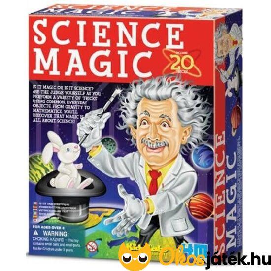 4M Tudományos varázslatok - Science Magic 61880 (RE)