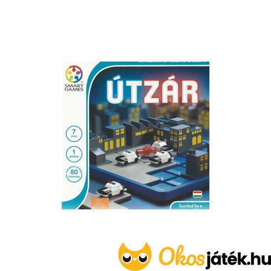 Road Block Útzár logikai játék - Smart Games (GA)