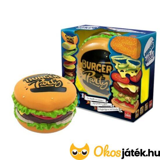 Burger Party partijáték, zsúrjáték (RE)