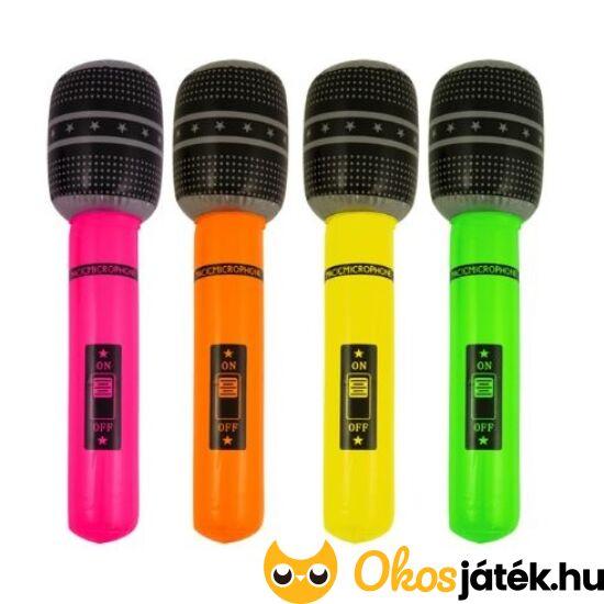 Felfújható mikrofon 40cm (AN)
