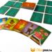 Szendergő hercegnők kártyajáték hercegek