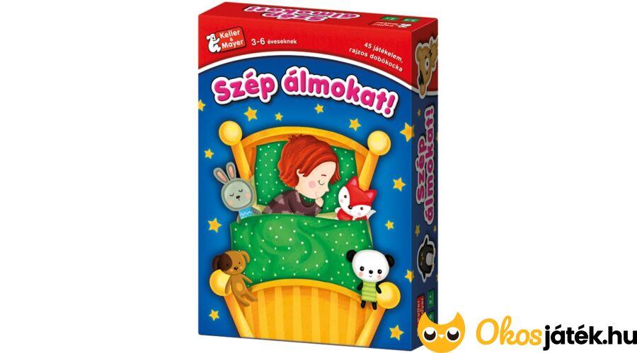 4 éves fiúnak szülinapi ajándék Szép álmokat társasjáték 3 és 4 éves gyerekeknek 4 éves fiúnak szülinapi ajándék