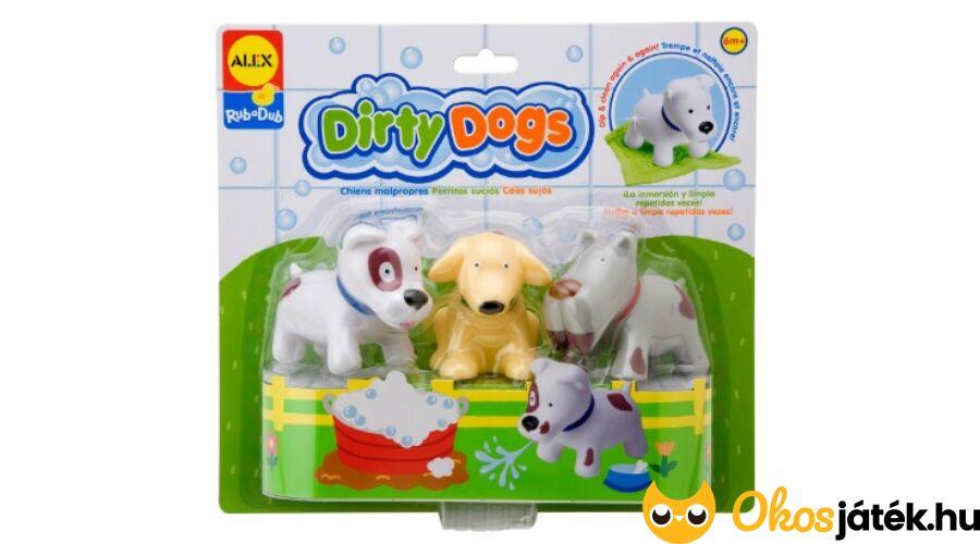 03ee076c3de1 Alex Dirty dogs - Sáros kutyusok fürdőjáték - 825DN (KE)